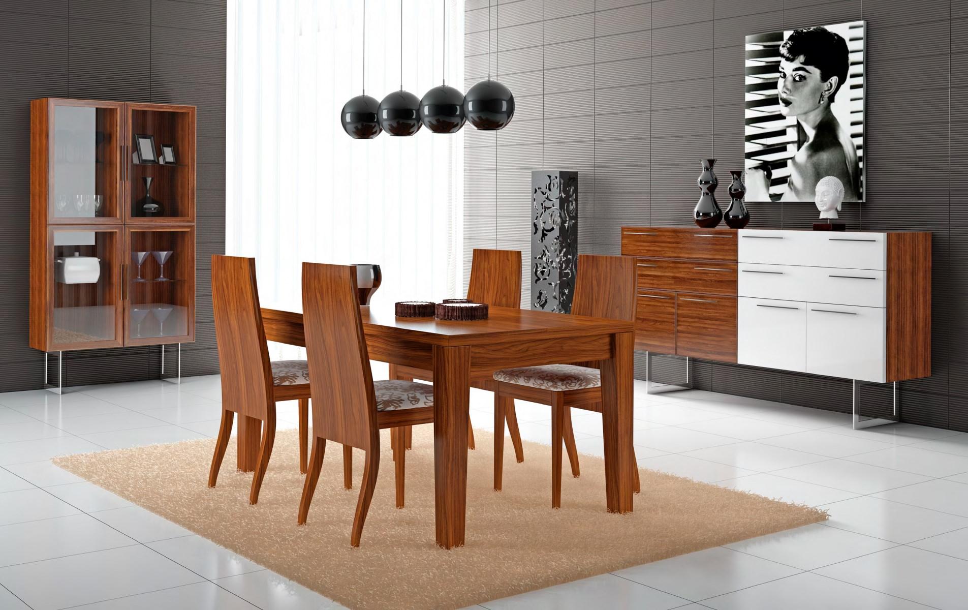 Обеденный стол Calipso 801320 Lino